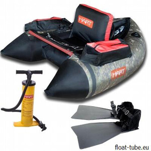 float tube hart