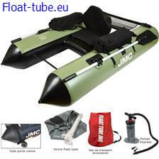 Pontoon jmc boat-tube combo