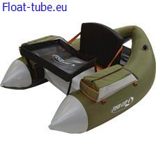 Float tube fish cat deluxe outcast