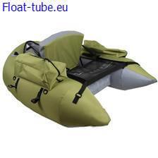 Float tube vert olive pike'n bass