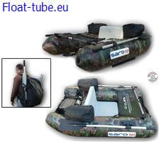 Float tube saro ultimate