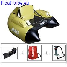 Pack float tube jmc commando
