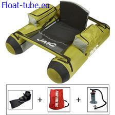 Pack float tube jmc h-tube combo