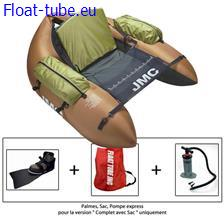 Pack float tube jmc raptor