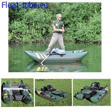 ponton pescador 240 hf cat