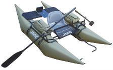 Pontoon boat jmc track