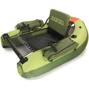 Float tube iso keeper