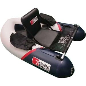 Float tube seven bass brigad 160 racing