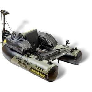 Float tube battle boat set